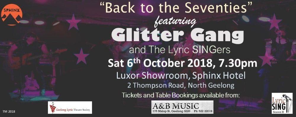 Geelong Lyric Theatre Society